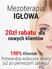 Mezoterapia ig�owa Nowy Targ - Salon Kosmetyczny