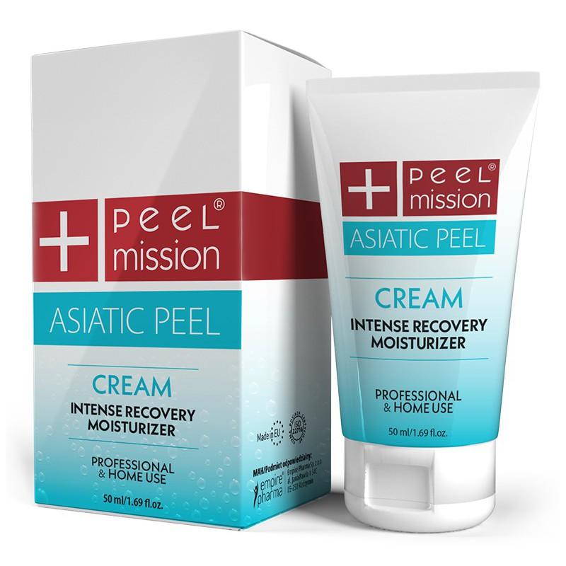 Asiatic Cream Peel Mission krem intensywnie nawilżający 50ml