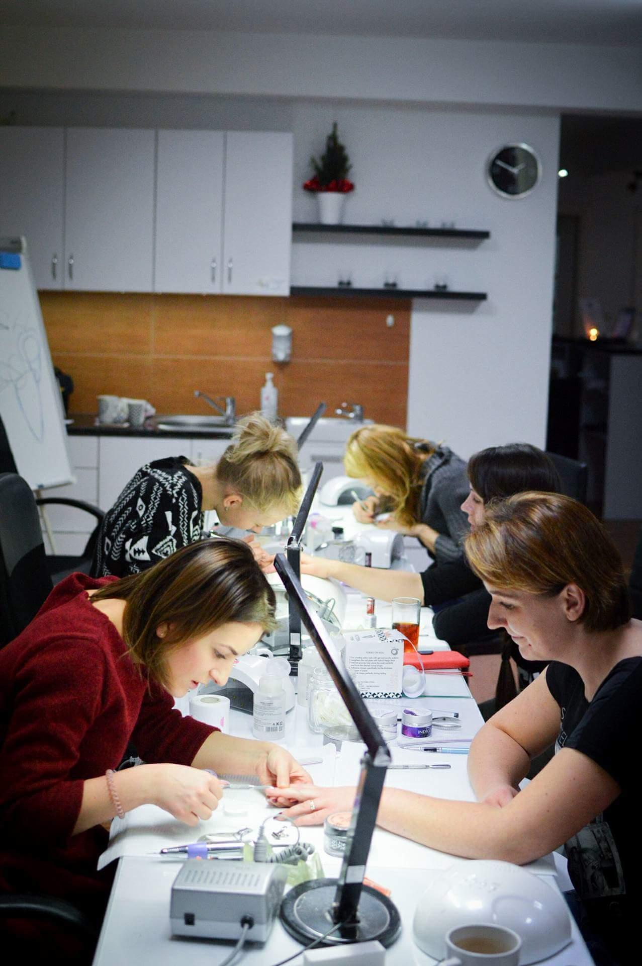 Szkolenia kosmertyczne Kinga Brzyzek Nowy Targ