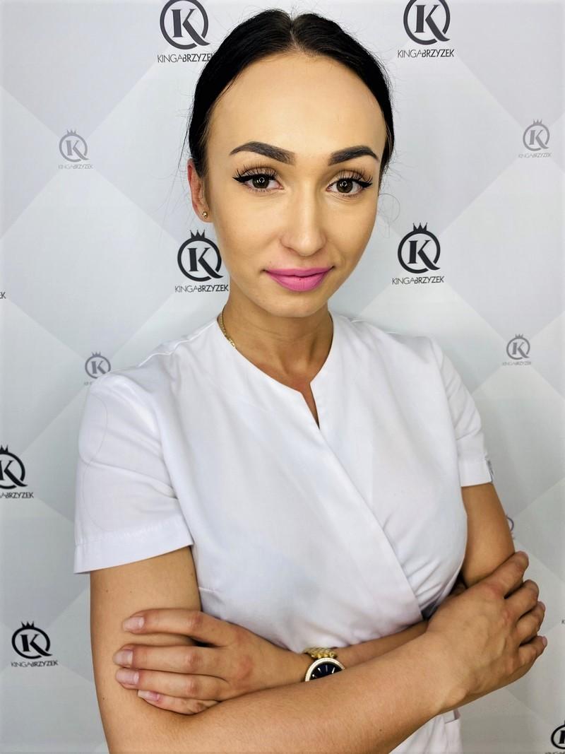 Joanna Malacina kosmetolog Nowy Targ