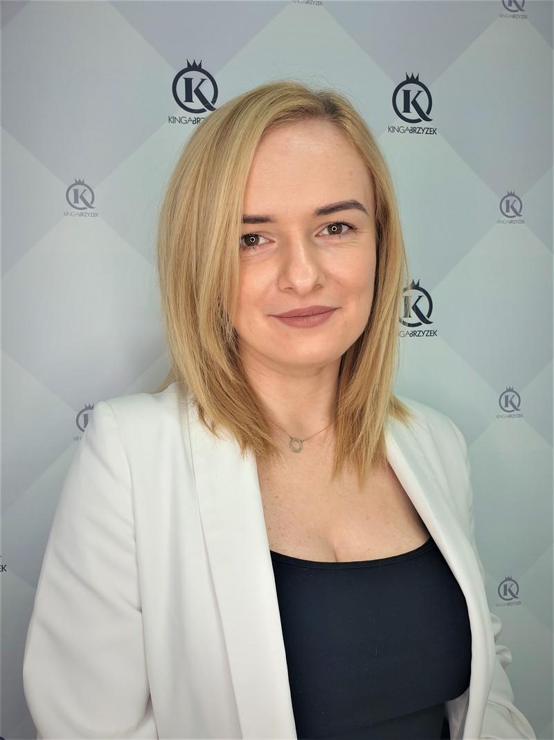 Kinga Brzyzek linergistka Nowy Targ