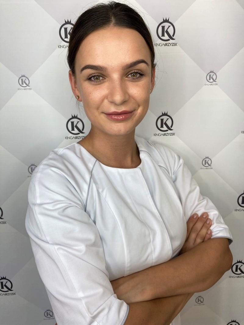 Zuzanna Maciaszek kosmetolog Nowy Targ